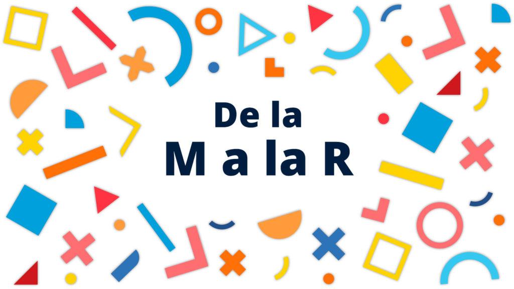 Vocabulario de Dialogflow: de la M a la R