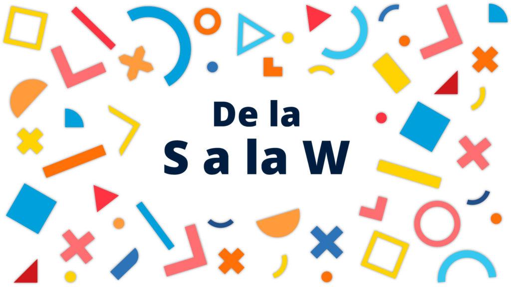 Glosario de Dialogflow: de la S a la W