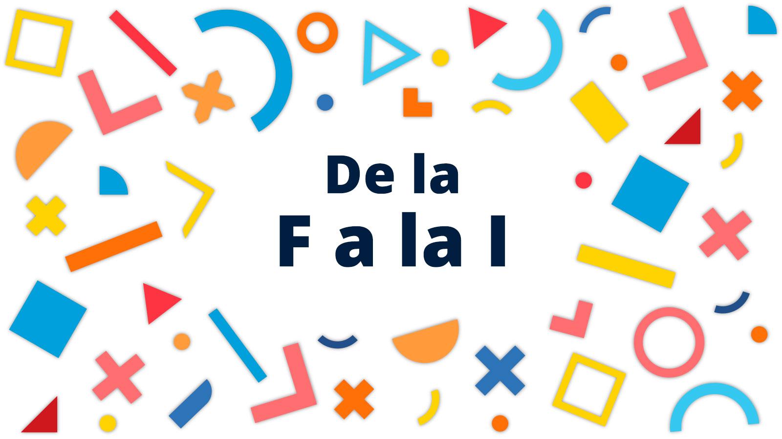 terminología específica de Dialogflow: de la F a la I