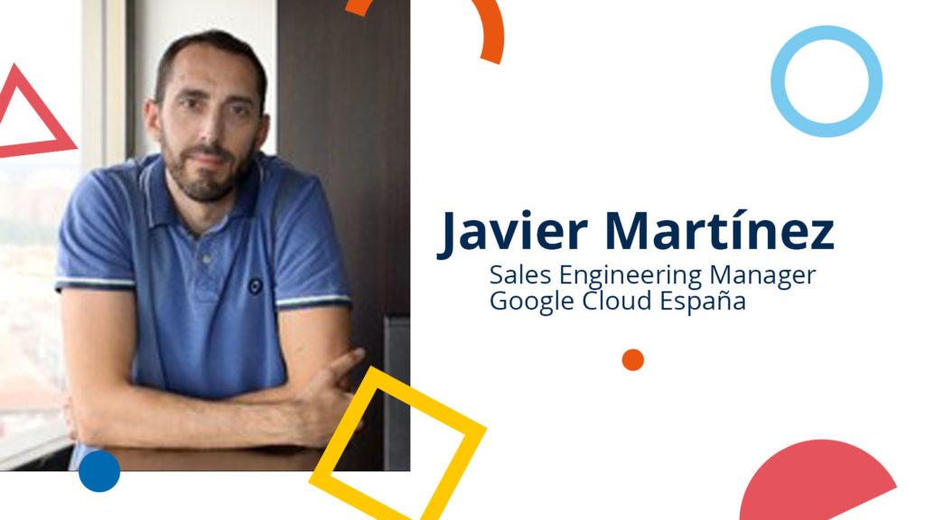 Entrevista Javier Martinez Google Cloud