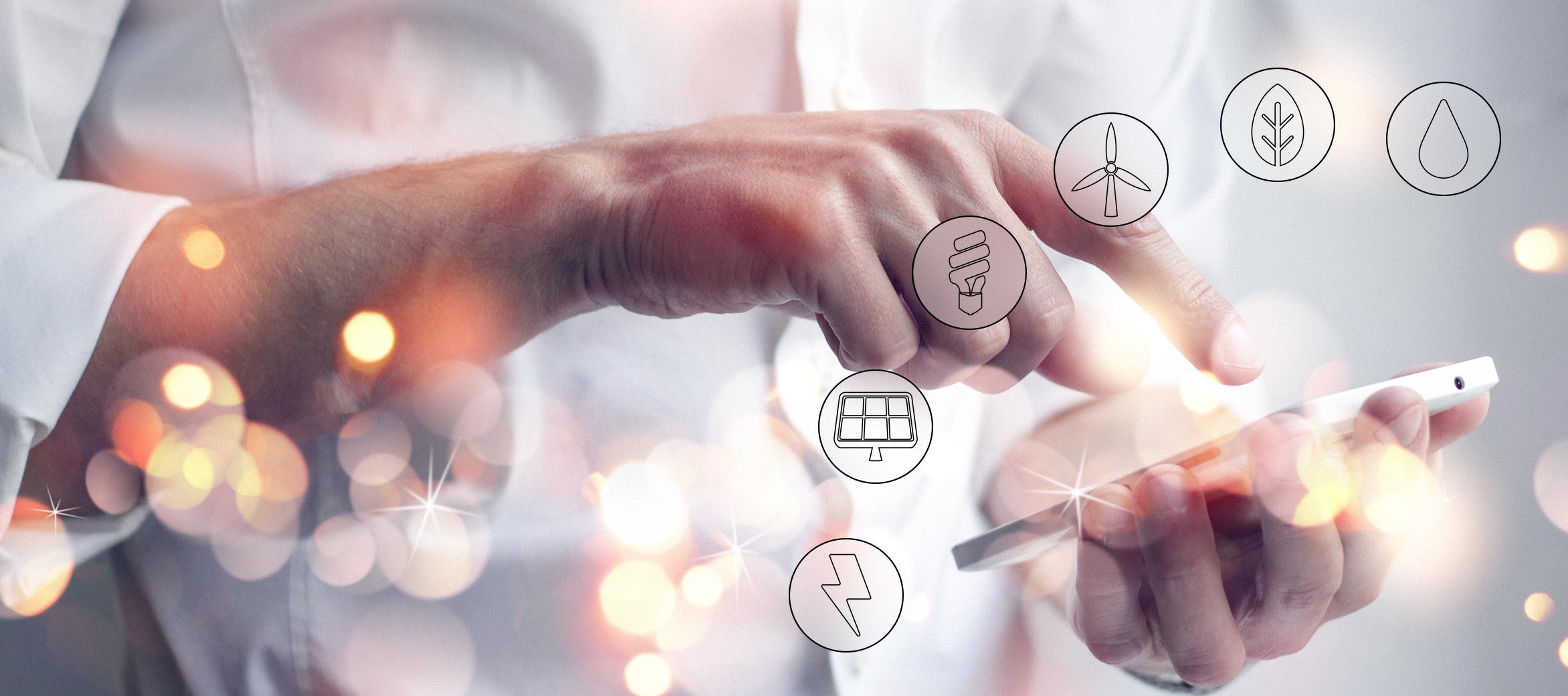 Asistentes virtuales en empresas de energía